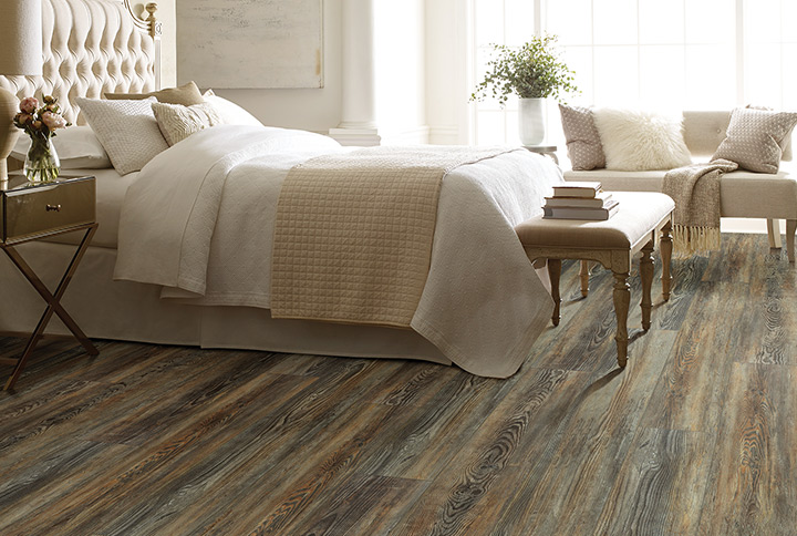 galvanite bedroom flooring